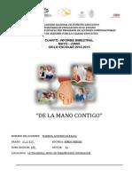 Informe Mayo-junio Marisol