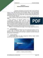 Aries Saifudin - Pemrograman II - 1. Menggunakan Netbeans