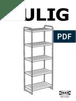 Ikea Mulig-etajera