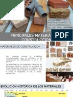 Grupo 1-Principales Materiales de Construccion