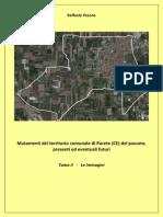 Mutamenti del territorio comunale di Parete (CE) del passato, presenti ed eventuali futuri - Tomo II