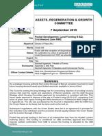 Pocket Development Land Fronting B Q Cricklewood Lane[1]