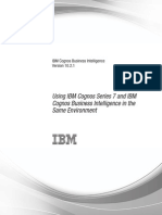 Using IBM Cognos Series 7 and IBM Cognos Business Intelligence in the Same Environment_wig_s7c8_introp