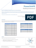 PowerSHAPE-ModellingforManufacture