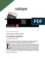 La Grieta Nuclear - Sergio Federovisky