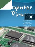 computer virus  ppt