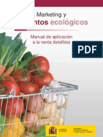 Marketing y Alimentos Ecologicos