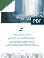 Epidemio Depre Peru