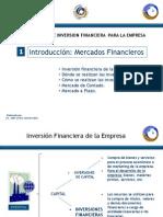Dfc I Mod VII Mercados Financieros