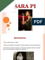 Presentacion Sara Pi