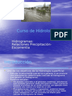 HIDROGRAMA UNITARIO-HIDROLOGIA