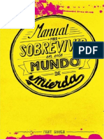 Manual Para Sobrevivir en Este - Laura Salinas