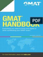 GMAT Handbook 2