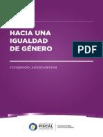 Programa Politica de genero - Compendio 2014