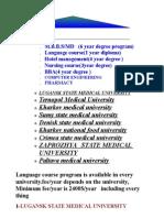 52333203 Study in Ukraine Medical 2010