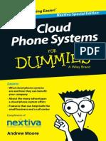 Cloud Phone Systems eBook