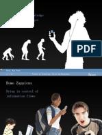 OMUL sau Homo Zappiens