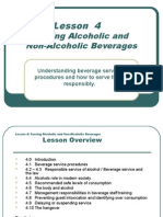 Lesson 4 - Beverage Service Procedures (Revised)-963c31a231123318ca2b71800b6aa922
