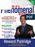 The 5 Secrets of a Phenomenal Business PDF