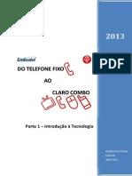 Apostila Técnica Claro Combo TV+FONE+INTERNET