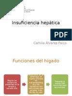Insuficiencia Hepatica - Paracetamol