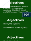 posadjectives sharepoint