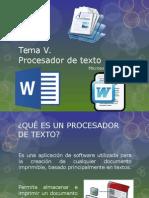 Procesador de Texto-word