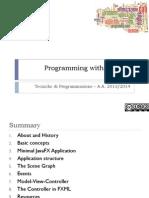 01 Javafx Programming
