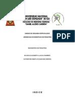 Urgencias Ecográficas en Pediatria Final