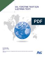 Turkish Practice Reasoning Test 7.8.08