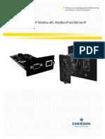 Emerson UPS - IP Management Module