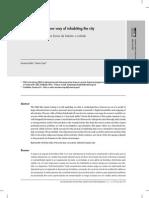 D. Boullier, M. Crépel, Vélib and data