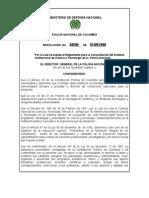 Resolucion 03504 de 2006