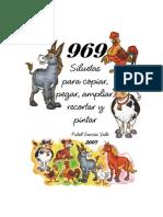 Libro de 969 Siluetas 2015