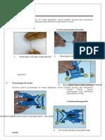 Pemasangan Kit Model