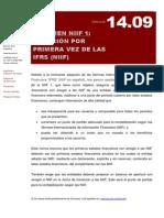 14-09 IAS 1 - Adopción IFRS.pdf