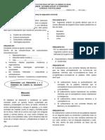 8°Examen acumulativo 2º PERIODO GRADO 8º