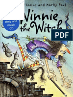Winnie the Witch, The Story