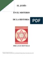 Meinvielle.El judío en el misterio de la historia