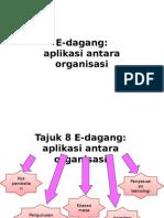 E-Dagang-Aplikasi-Antara-Organisasi.odp