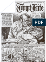 Don't Tempt Fate by Robert Crumb