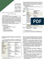 SINDROME DIARREICO - resumen