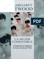La Mujer Comestible - Margaret Atwood