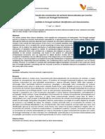 Artigo - Identificação e Caracterização Dos Movimentos de Vertente Desencadeados Por Eventos Sísmicos