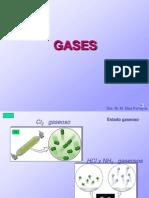 Fundamentos leyes gases Ideales y Reales
