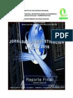 R - Revista - ERP - Jornadas de Investigacion UPIICSA 2010 (Factores Criticos - Metodologías)