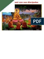 Shakyamuni Con Sus Discípulos