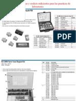 Conectores Repair Kit