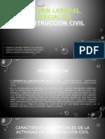 Regimen Laboral de Construcción Civil