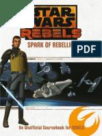 Star Wars Edge of the Empire- Rebels Sourcebook